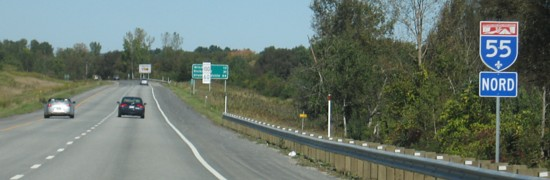 A55 nord: 2011/09/17