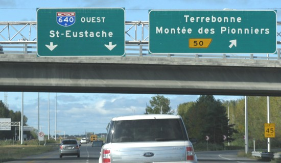 A640 ouest km 50: 2009/09/25
